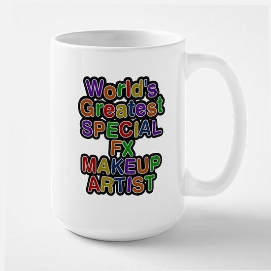 Worlds Greatest SPECIAL FX MAKEUP ARTIST Mugs