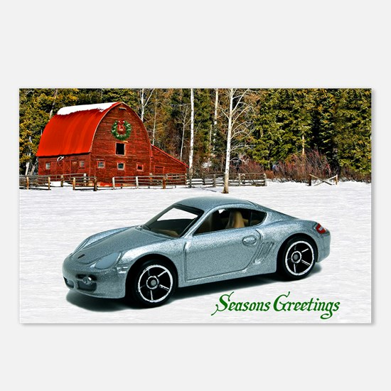 Toy Car Postcards (Package of 8)