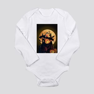We'll Eat When the Kids Get H Long Sleeve Infant B