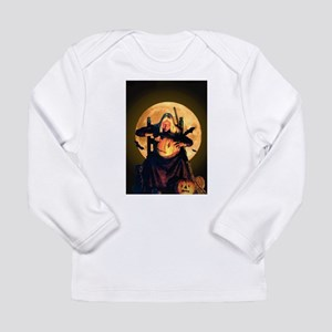 We'll Eat When the Kids Get H Long Sleeve Infant T