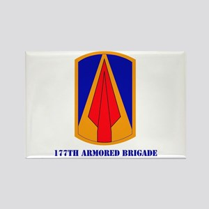 SSI - 177th Armored Brigade with text Rectangle Ma