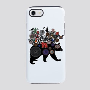 FOREST BREATHES IT iPhone 7 Tough Case
