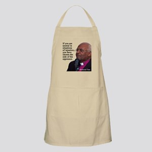 If you are Neutral Apron