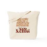 Bacon's Rebellion Tote Bag
