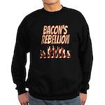 Bacon's Rebellion Sweatshirt (dark)
