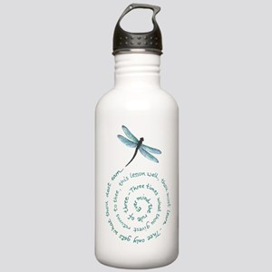 Witches law-rule of three Stainless Water Bottle 1