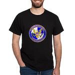 mx2 Minuteman Border Patrol  Black T-Shirt