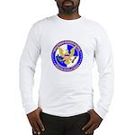 mx2 Minuteman Border Patrol Long Sleeve T-Shirt
