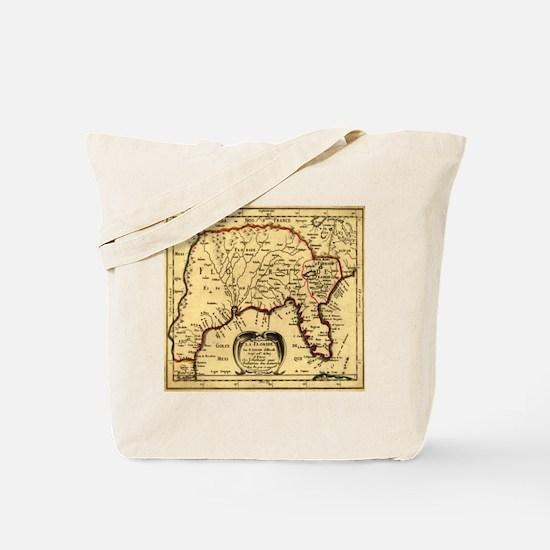 Southern States 1657 Tote Bag