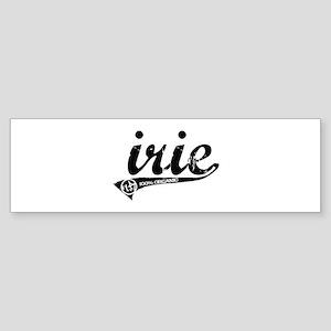 Irie Bumper Sticker