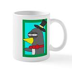 Staring Longfellow Coffee Mug