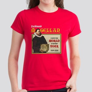 Magellan World Tour Women's Dark T-Shirt