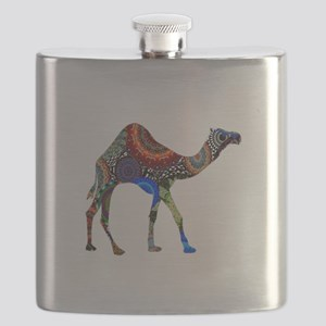 THE MIRAGE NOW Flask