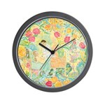 """A Healing Place"" (TM) Wall Clock"