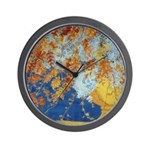 """Winter"" Wall Clock"