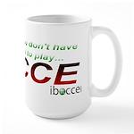 Large Bocce Mug