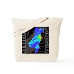 No nuclear map Tote Bag