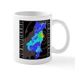 No nuclear map Mug