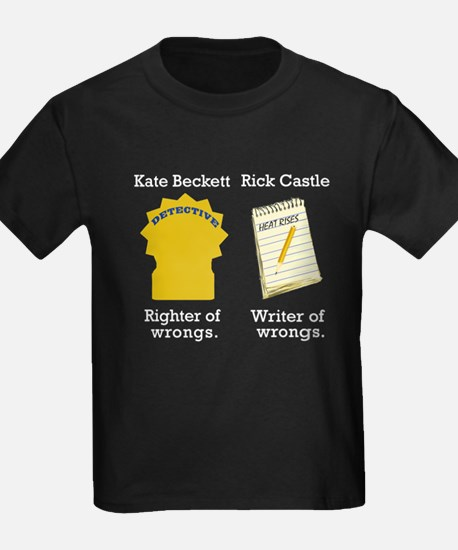 Castle - Righter Writer of Wrongs T