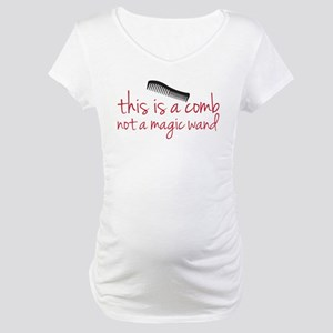 This is a comb Maternity T-Shirt