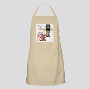 It's Only Sissy.... BBQ Apron