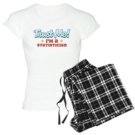 Trust Me Statistician Women's Light Pajamas