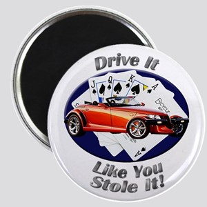Plymouth Prowler 2.25 Inch Magnet (10 pack)