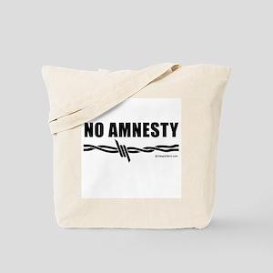 No amnesty -  Tote Bag