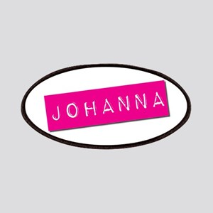 Johanna Punchtape Patches