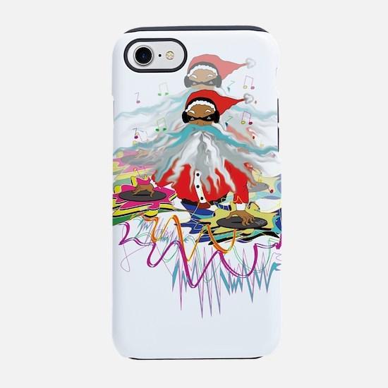 D.J Santa iPhone 7 Tough Case