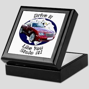 Chrysler Crossfire Coupe Keepsake Box