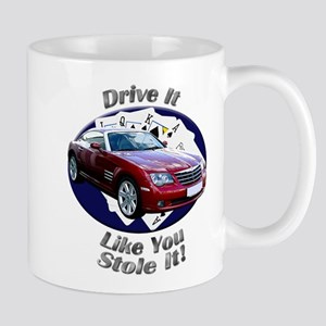 Chrysler Crossfire Coupe Mug