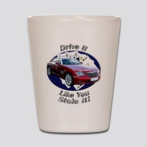Chrysler Crossfire Coupe Shot Glass