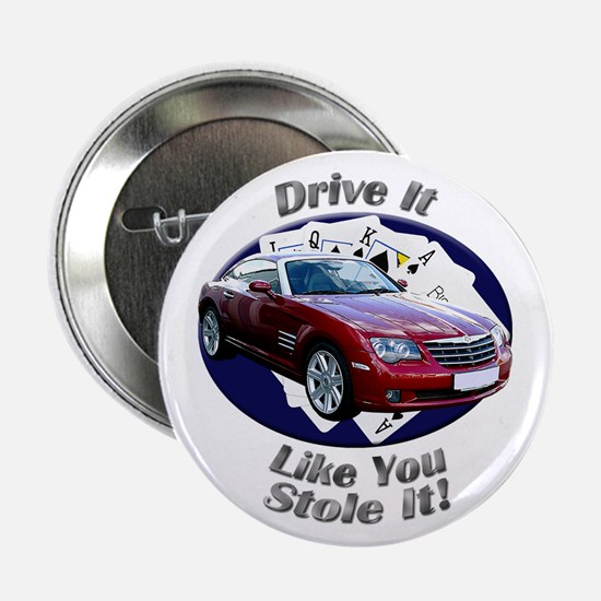 Chrysler Crossfire Coupe 2.25 Inch Button (10 pack