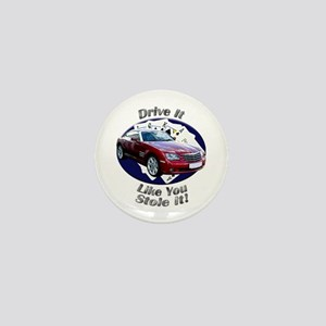 Chrysler Crossfire Coupe Mini Button (10 pack)