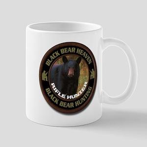 Black Bear Hunting Mug