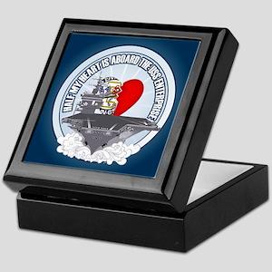 Half My Heart Keepsake Box