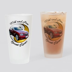 Chrysler Crossfire Coupe Drinking Glass