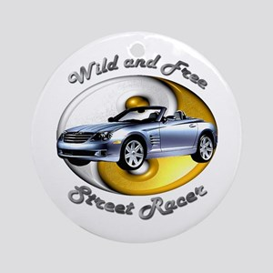 Chrysler Crossfire Roadster Ornament (Round)