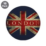 """London 3.5"""" Button (10 pack)"""