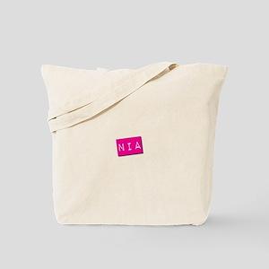 Nia Punchtape Tote Bag