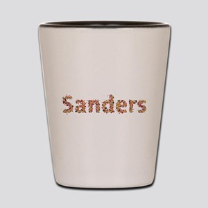 Sanders Fiesta Shot Glass