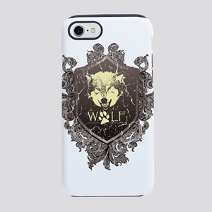 Wolf iPhone 7 Tough Case
