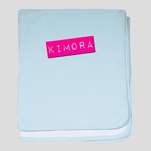Kimora Punchtape baby blanket