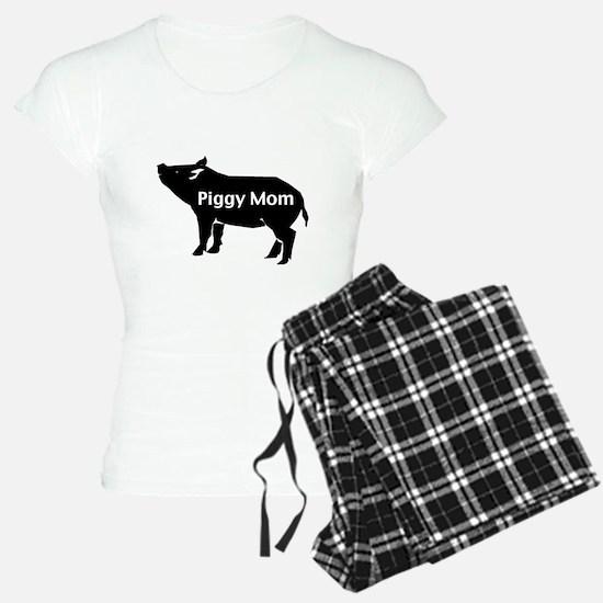 Piggy Mom Pajamas