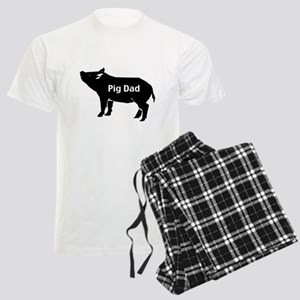 Pig Dad Men's Light Pajamas