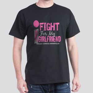 Fight For My Breast Cancer Dark T-Shirt