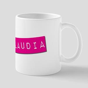 Claudia Punchtape Mug