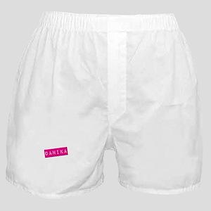 Danika Punchtape Boxer Shorts