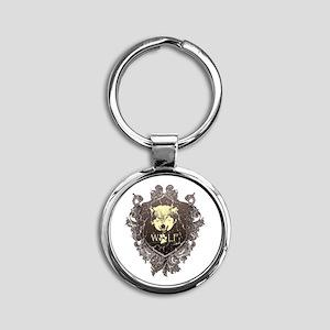 Wolf Keychains